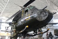 60-6030 - Huey at Army Aviation Museum