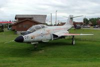 101021 @ CYYC - McDonnell CF-101B Voodoo [499] Calgary-International~C 22/07/2008