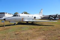 61-0685 - CT-39A Sabreliner at Army Aviation Museum Ft. Rucker