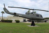 62-1876 - UH-1B at Navy Seal Museum Ft. Pierce FL - by Florida Metal