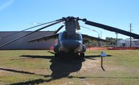 65-7992 - Special mod for CH-47A Chinook at Army Aviation Museum - by Florida Metal