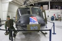 66-16006 @ YIP - UH-1 Huey at Yankee Air Museum - by Florida Metal