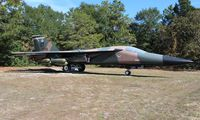 68-0058 @ VPS - F-111E Aardvark at USAF Armament Museum - by Florida Metal