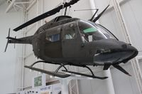 71-20468 - OH-58A Kiowa at Army Aviation Museum - by Florida Metal
