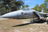74-0124 @ VPS - F-15A Eagle - by Florida Metal