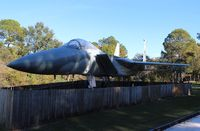 77-0146 - F-15A Eagle at a park near Panama City FL - by Florida Metal
