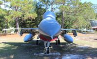 80-0573 @ VPS - F-16A at Air Force Armament Museum - by Florida Metal