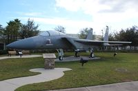 82-0034 @ VPS - F-15 Eagle in front of Ft. Walton Beach Airport