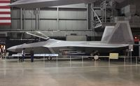 91-4003 @ FFO - F-22A Raptor - by Florida Metal