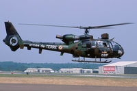4059 @ EGVA - 4059/GBF is a French Army SA.342M Gazelle helicopter - by Nicpix Aviation Press  Erik op den Dries