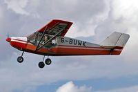 G-BUWK @ EGBP - Rans S.6-116 Coyote II [PFA 204A-12448] Kemble~G 18/08/2006 - by Ray Barber