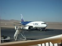 CC-COU @ SCCF - El Loa Airport / Chile - by peterspixel