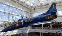150076 @ NPA - Former Blue Angels A-4E Skyhawk