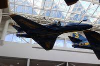 154217 @ NPA - A-4F Skyhawk Blue Angels - by Florida Metal