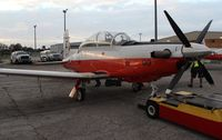 166013 @ ORL - T-6B Texan II - by Florida Metal