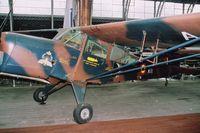 A-11 - Belgian Auster preserved in Musée Royal de l'Armée. - by J-F GUEGUIN