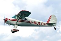 G-BULO @ EGBP - Luscombe 8F Silvaire [4216] Kemble~G 19/08/2006 - by Ray Barber
