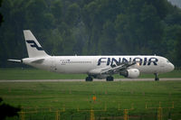 OH-LZD @ EPKK - Finnair