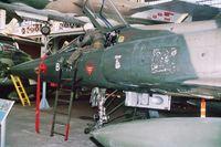 BA-15 - Mirage 5BA c/n 15 built by SABCA, preserved in Belgian Musée Royal de l'Armée. - by J-F GUEGUIN