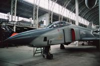 68-0590 - RF-4C-39-MC Phantom II preserved in Belgian Musée Royal de l'Armée. - by J-F GUEGUIN