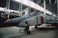 68-0590 - RF-4C-39-MC Phantom II preserved in Belgian Musée Royal de l'Armée. - by J-F GUEGUIN