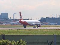 D-ABCJ @ EDDT - Flughafen Berlin Tegel - by peterspixel