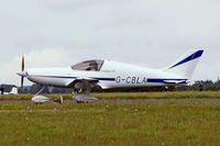 G-CBLA @ EGBP - Aero Designs Pulsar 912-XP [367] Kemble~G 19/08/2006 - by Ray Barber