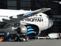 5A-ONF @ LFBD - AAW [8U] Afriqiyah Airways - by Jean Goubet-FRENCHSKY