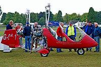 G-94-1 @ EGBP - Rotorsport UK MT-03 [RSUK/MT-03/002] Kemble~G 20/08/2006