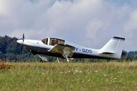 OY-GDS @ EGBP - Europa Avn Europa [151] Kemble~G 18/08/2006