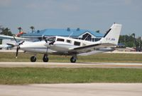 C-FJMM @ LAL - PA-34-220T - by Florida Metal