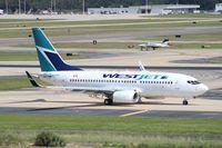 C-FWSO @ TPA - West Jet 737-700