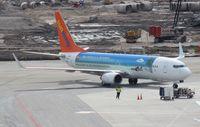 C-GKVY @ FLL - Sunwing 737-800 - by Florida Metal