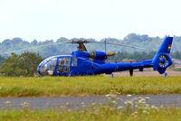 HA-LFM @ EGBP - Aerospatiale SA.341G Gazelle [1301] Kemble~G 19/08/2006