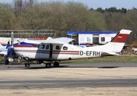 D-EFRH @ EGHH - At BHL - by John Coates