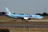 SE-RFX @ EKCH - SE-RFX departing frm rw 22R. Note the winglet. - by Erik Oxtorp