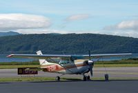 D-EDBH @ EGEO - Parked at Oban Airport (North Connel). - by Jonathan Allen