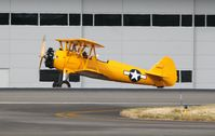 N68827 @ KBFI - Stearman - by Mark Pasqualino