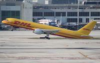 HP-2010DAE @ MIA - DHL Aero 757-200
