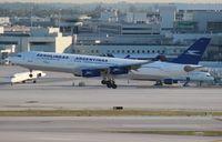 LV-ZPO @ MIA - Aerolineas Argentinas A340-200