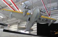 N12CS @ NPA - Grumman JRF-3 Goose