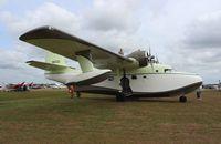 N51ZD @ LAL - Grumman Albatross