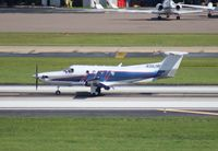 N56JW @ TPA - Pilatus PC-12/47