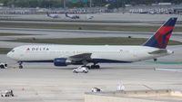 N136DL @ FLL - Delta 767-300