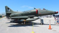 N147EM @ LAL - Draken A-4 Skyhawk, used to be with the New Zealand Air Force
