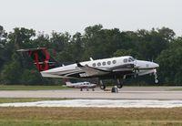 N166KA @ LAL - Beech 250 King Air