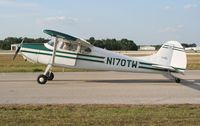 N170TW @ LAL - Cessna 170A at Sun N Fun