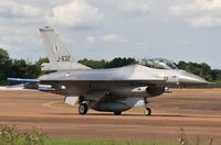 J-632 @ EGVA - Arriving for RIAT - by John Coates