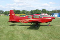 N1000S @ KMWO - At the 2014 National Aeronca Convention - by Charlie Pyles