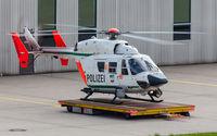 D-HNWO @ DUS - German Police - by Karl-Heinz Krebs